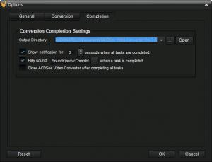 Enlarge ACDSee Video Converter Screenshot