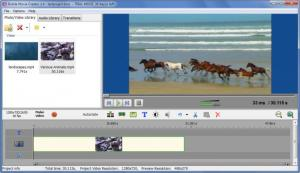 Enlarge Bolide Movie Creator Screenshot