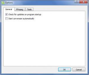 Enlarge QWinFF Screenshot