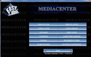 Enlarge Easy-Data Mediacenter Screenshot