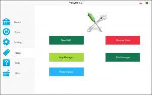 Enlarge YaSync Screenshot