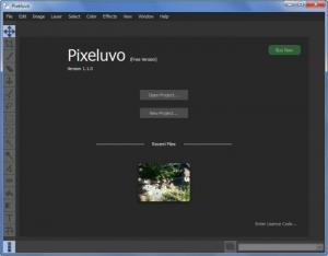 Enlarge Pixeluvo Screenshot