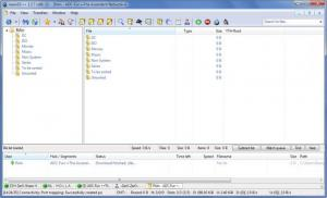 Enlarge ApexDC++ Screenshot