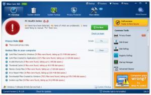 Enlarge Wise Care 365 Screenshot