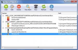 Enlarge Fast Startup Screenshot