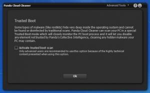 Enlarge Panda Cloud Cleaner Screenshot