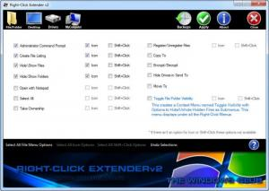 Enlarge Right-Click Extender Screenshot