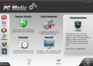 Enlarge PC Matic Screenshot