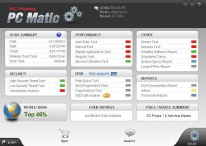 Enlarge PC Matic Screenshot