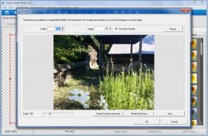 Enlarge ToolWiz Pretty Photo Screenshot