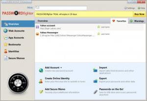 Enlarge PASSWORDfighter Screenshot