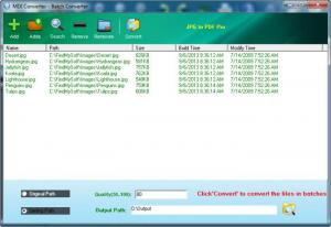 Enlarge MDI Converter Screenshot
