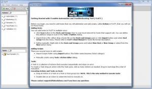 Enlarge FLATT Screenshot