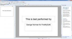 Enlarge SoftMaker FreeOffice Screenshot