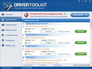Enlarge DriverToolkit Screenshot
