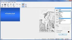 Enlarge Sketch Drawer Screenshot