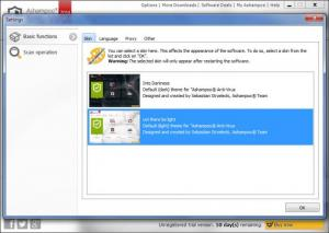 Enlarge Ashampoo Anti-Virus Screenshot