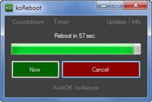 Enlarge KwikOff Screenshot