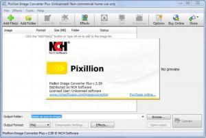 Enlarge Pixillion Image Converter Screenshot