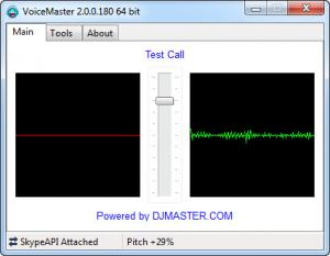 Enlarge VoiceMaster Screenshot