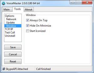 Enlarge VoiceMaster Screenshot
