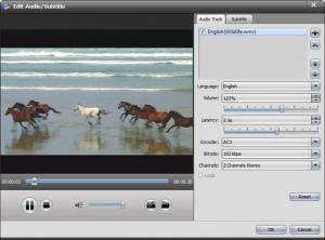Enlarge AnyMP4 DVD Creator Screenshot