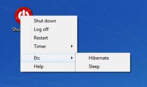 Enlarge Shutdown8 Screenshot