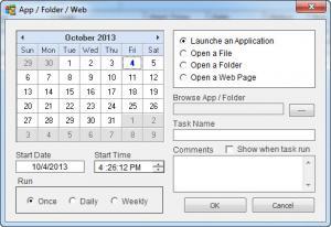 Enlarge WinTimerX Screenshot