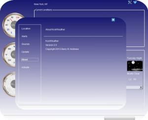 Enlarge KoolWeather Screenshot