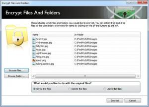 Enlarge Lavasoft Privacy Toolbox Screenshot