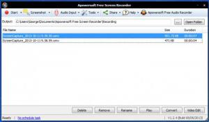 Enlarge Apowersoft Free Screen Recorder Screenshot
