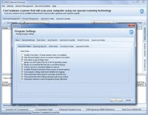 Enlarge EMCO Malware Destroyer Screenshot