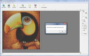 Enlarge Tile Mosaic Maker Screenshot