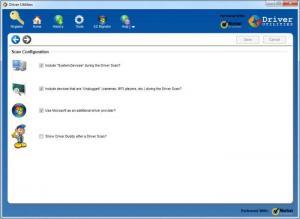 Enlarge Driver Utilities Screenshot