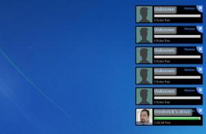 Enlarge USBee Screenshot