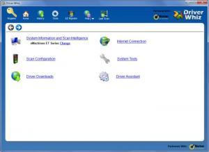 Enlarge Driver Whiz Screenshot