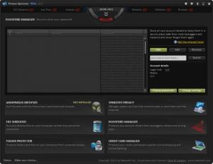 Enlarge Privacy Optimizer Screenshot