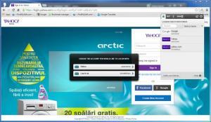 Enlarge Dashlane Screenshot