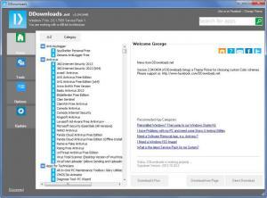 Enlarge DDownloads Screenshot