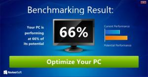 Enlarge PC Benchmark Screenshot