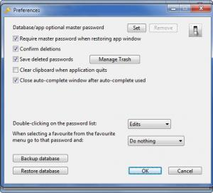 Enlarge Codeinventors Passwords Screenshot