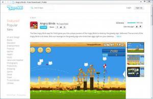 Enlarge Pokki Screenshot