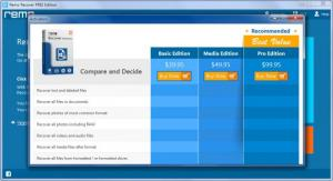 Enlarge Remo Recover Screenshot