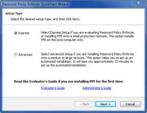 Enlarge Password Policy Enforcer Screenshot
