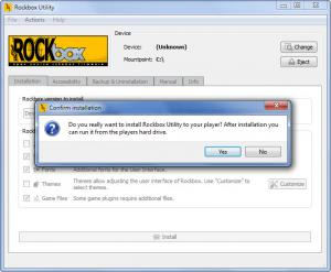 Enlarge Rockbox Screenshot