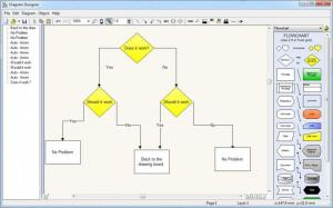 Enlarge Diagram Designer Screenshot