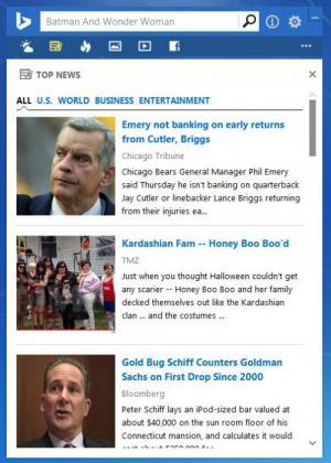 Enlarge Bing Desktop Screenshot