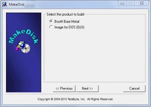 Enlarge BootIt Bare Metal Screenshot
