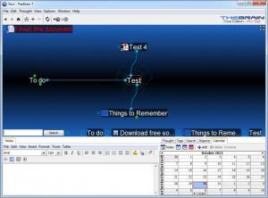 Enlarge TheBrain Screenshot