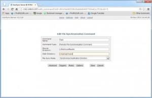 Enlarge IronSync Server Screenshot
